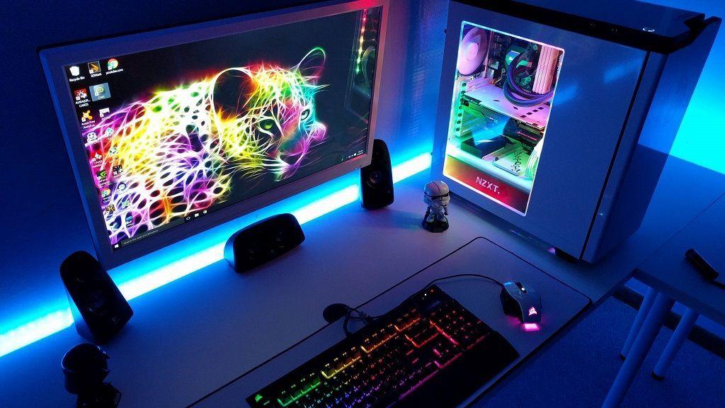 todo lo que necesitas para armar una computadora gamer tu mismo
